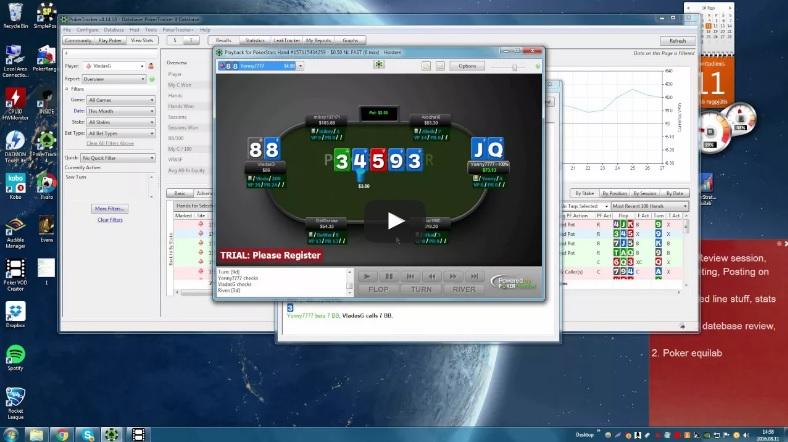 Pokerio pagalbinės programos