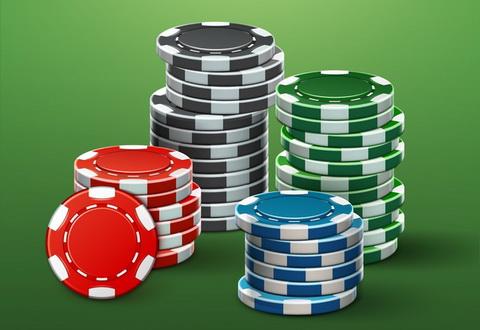 Pokerio žetonų vertės