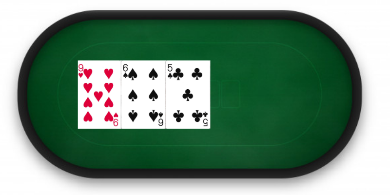 Flop - poker taisyklės