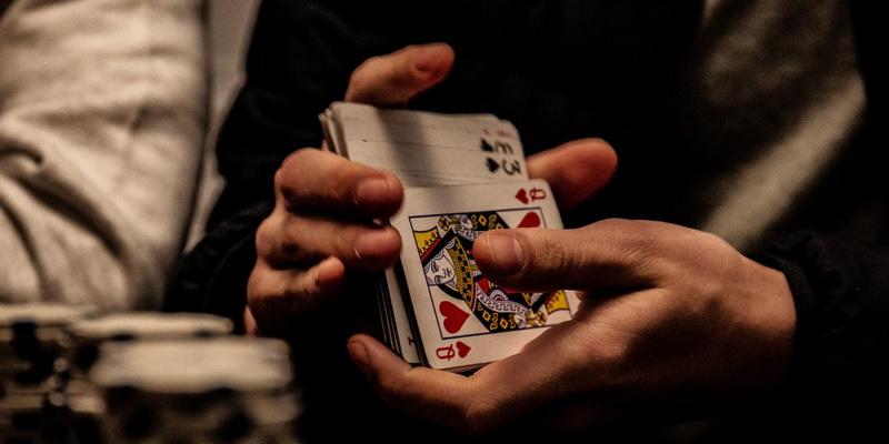 Maišomos pokerio kortos