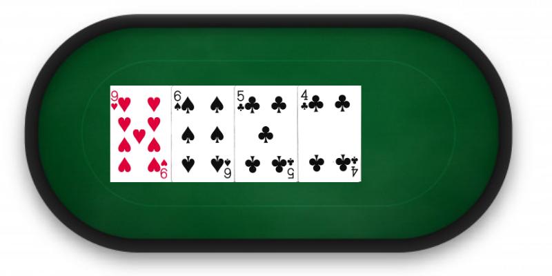 Turn - kortų žaidimas pokeris ir jo taisyklės