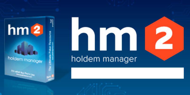 Holdem Manager 2 pagalbinė pokerio programa