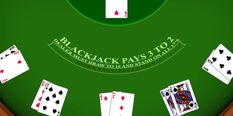 Blackjack kazino žaidimas - taisyklės ir strategija