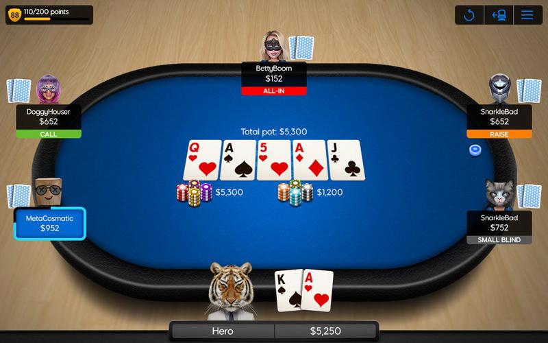 Ekrane matome kambarį 888poker- bonusai, rakeback ir taisyklės