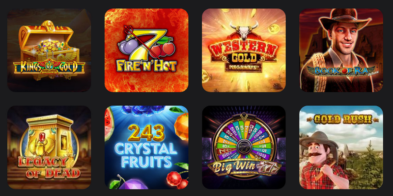 Įvairūs lošimo automatai - Betsafe programinė įranga (soft) ir mobilioji programėlė