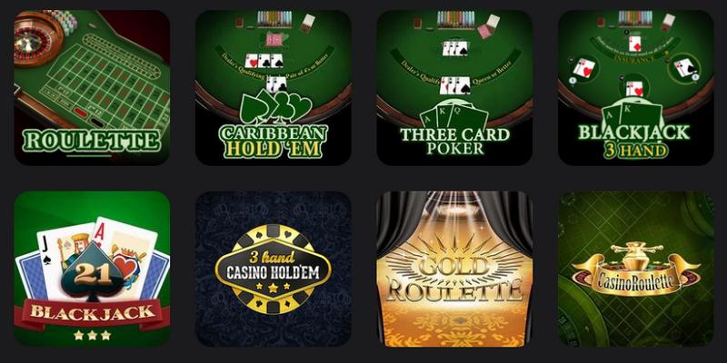 Betsafe blackjack ir poker programėlė - mobili versija